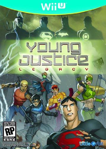 (Young Justice: Legacy - Nintendo Wii U)