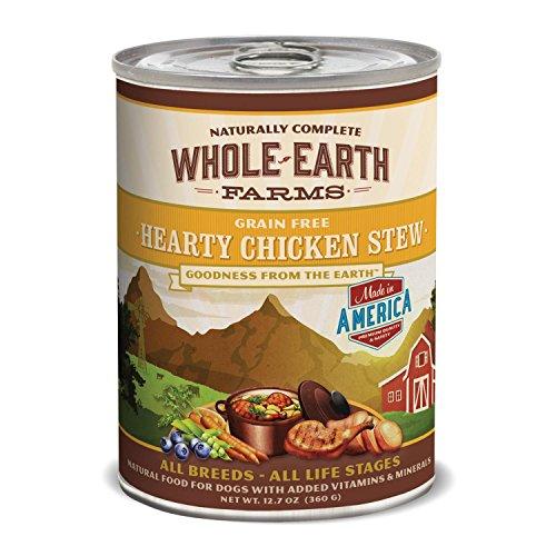 Whole Earth Chickn Stew12/12oz