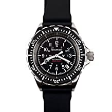 MARATHON GSAR WW194006NGM Swiss Made Military Issue Diver's Automatic Watch Sterile Dial with Tritium