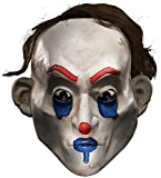: Rubie's Costume Co Men's Batman The Dark Knight The Joker Henchman Happy Adult Mask, Multi, One Size