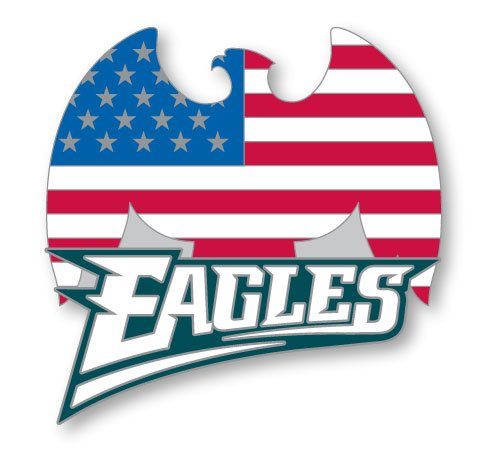 NFL Philadelphia Eagles City - Collectible Pins Nfl
