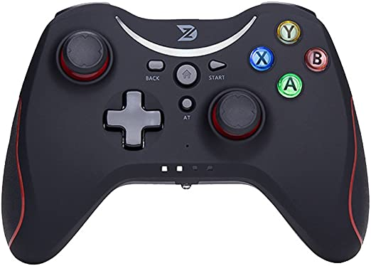 ZD-T[Bluetooth+motion control]Wireless Gaming Controller for Nintendo Switch,Samsung Gear VR,fire tv,PC(Win7-Win10),Android Smartphone Tablet VR TV BOX: Amazon.es: Electrónica