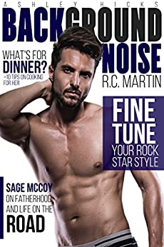 Background Noise (Tennessee Grace Book 1) by [Martin, R.C.]