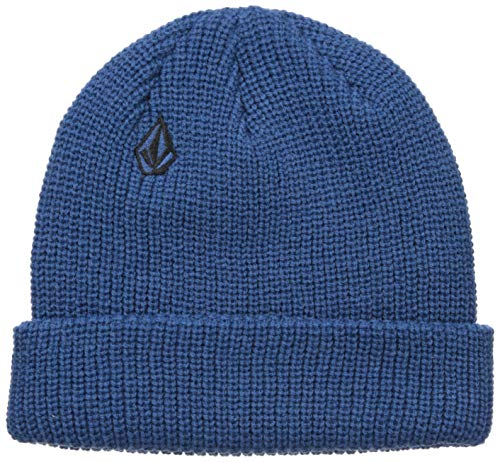 (Volcom Boys' Big Cycle Stone 5 Panel Adjustable Snap Back Hat, LTWT Vintage, O/S)