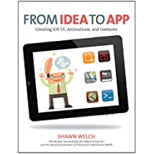 From Idea to App: Creating iOS UI, animations, and gestures (Voices That Matter)