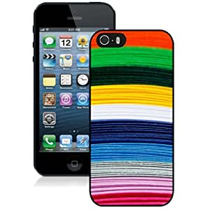 Beautiful Custom Designed Cover Case For iPhone 5s With Neon Light Paper Phone Case Kimberly Kurzendoerfer