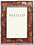 Danforth - Maple Leaf 4x6 Pewter Picture Frame (Autumn)