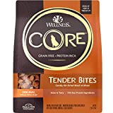 wellness dog food core - Wellness Core® Tender Bites Grain Free Natural Dry Dog Food, Mixer or Topper, Original Turkey & Chicken, 2-Pound Bag