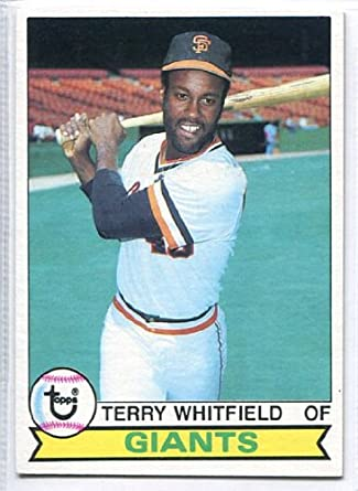 Amazon | Terry Whitfield - 1979 Topps #589 - 来日外国人(西武 ...