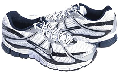20a8813883272 Image Unavailable. Image not available for. Colour  Nike Air Pegasus+ 25 s  White Silver Blue Running Shoe 324497-101