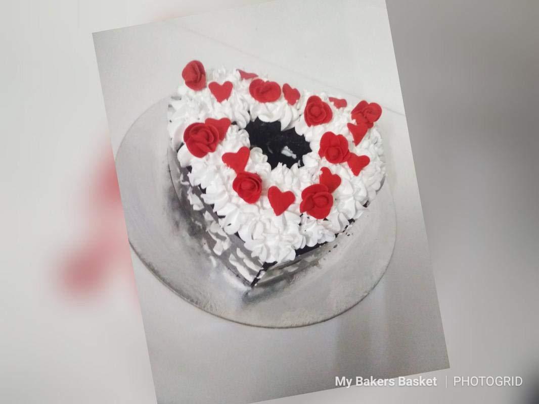 Superb My Bakers Basket Veg Chocolate Sponge Whipped Cream Naked Birthday Funny Birthday Cards Online Elaedamsfinfo