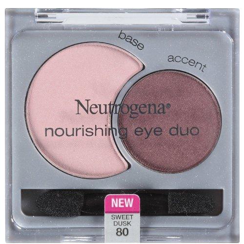 Neutrogena Nourishing Eye Duo, Sweet Desk 80, 0.14 Ounce