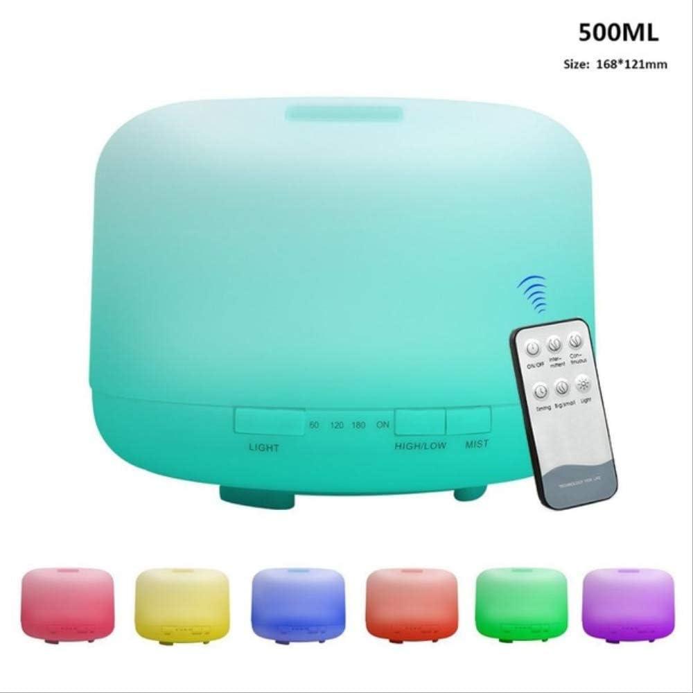 Negative Ion Aroma Essential Oil Diffuser Ultrasonic Air Humidifier 500ml