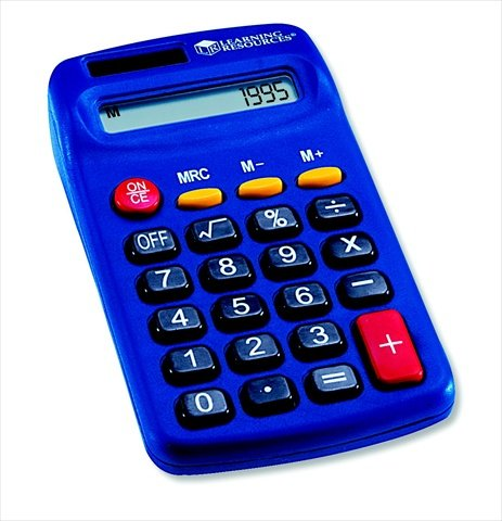 Primary Calculator Single Learning Resources Primary Calculator