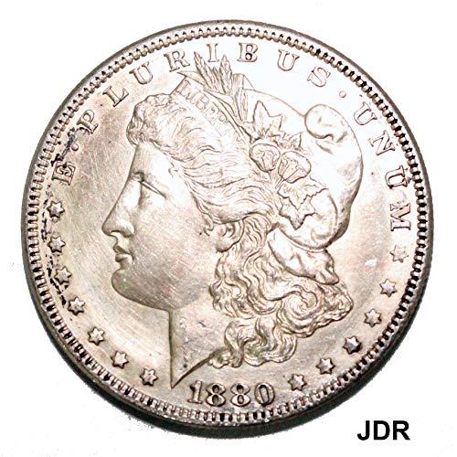 1880 Morgan Silver Dollar Almost ()