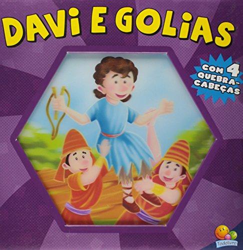Davi e Golias - Lenticular 3D
