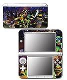 Teenage Mutant Ninja Turtles TMNT Leonardo Leo 3D TV Cartoon Movie Video Game Vinyl Decal Skin Sticker Cover for Original Nintendo 3DS XL System