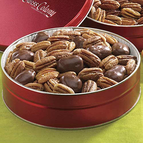 Chocolate Pecan Mix from The Swiss -