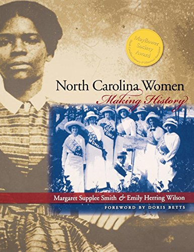 North Carolina Women: Making History