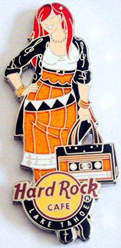 Fashion Rocker Series 2009 Pin Hard Rock Cafe Lake Tahoe Nevada