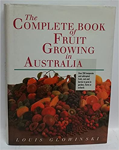 complete fruit the growing of australia book in