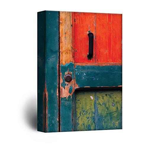 Rustic Colorful Wooden Door Gallery
