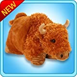 Small Buffalo Pillow Pet - 11''