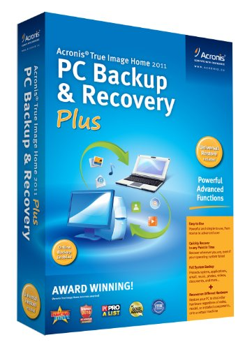 True Image Backup Recovery Version product image