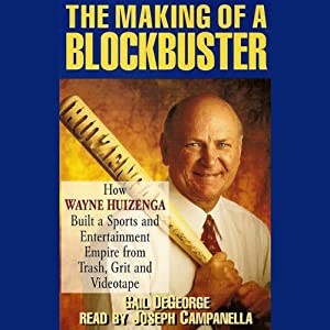 The Making of a Blockbuster Audiobook