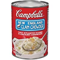 Campbell's New England Clam Chowder, 540 ml
