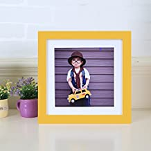 Solid wood photo frame Wall mounted simple photo frame G 10.2x15.3cm(4x6inch)