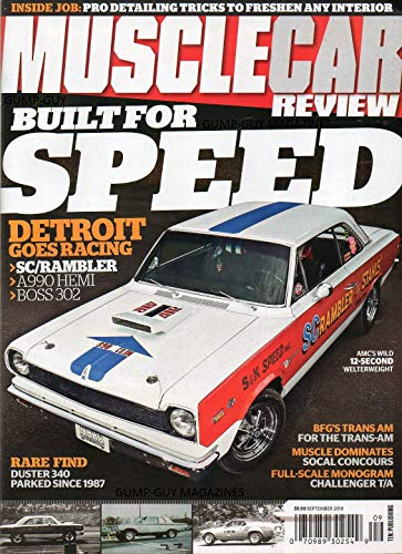 RARE FIND: DUSTER 340 PARKED SINCE 1987 Pro Detailing Tricks To Freshen Any Interior NEW PRODUCTS Sam Marino Muscle Car GRABBER GREEN MYSTERY MACHINE BOSS 302 2018 Magazine Review BELVEDERE ()