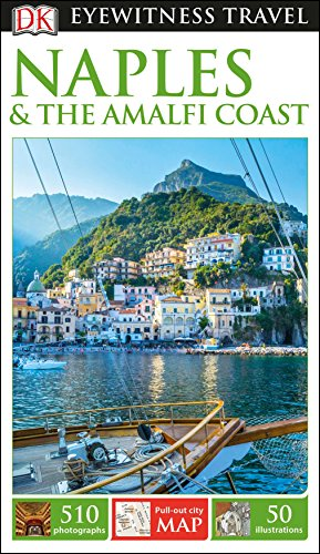 DK Eyewitness Travel Guide Naples and the Amalfi Coast (Best Places To See In Finland)