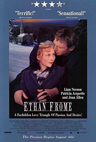 Ethan Frome Poster 27x40 Liam Neeson Patricia Arquette Joan Allen