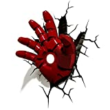 3DLightFX 816733840598 Marvel Avengers Iron Man
