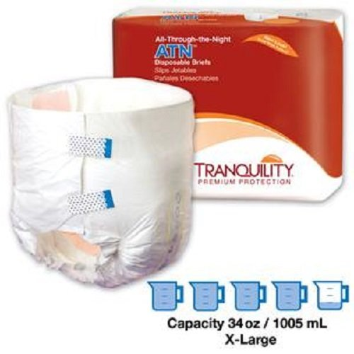 PU2185PK - Tranquility ATN (All-Through-the-Night) Brief Medium 32 - 44