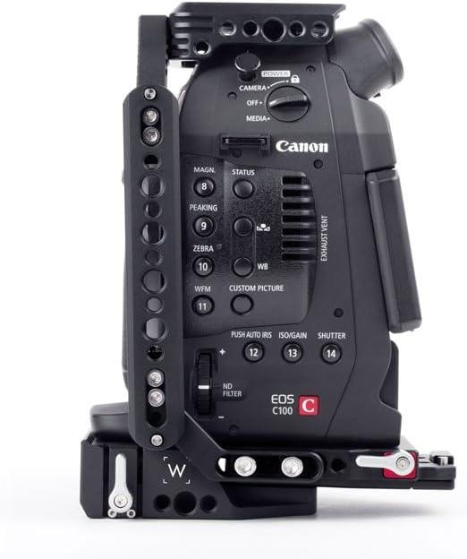 Wooden Camera C100, C300, C500 Cage NATO Arm