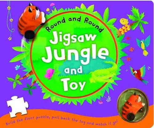 Jigsaw Jungle and Toy (Round and Round)