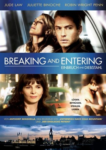 Breaking and Entering - Einbruch & Diebstahl Film