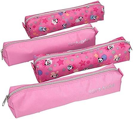 Top Model-10777 Estuche 4 En 1 Lleno, Color Rosa, Talla Única (10777): Amazon.es: Juguetes y juegos