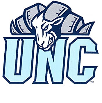 Amazon Com 3 Inch Unc Rameses Logo Decal University Of North Carolina Tarheels Tar Heels Nc Removable Wall Sticker Art Ncaa Home Room Decor 3 By 2 Inches Baby