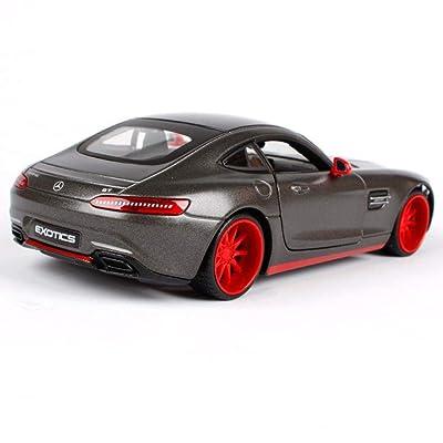 Maisto 1:24 W/B Exotics - Mercedes-AMG GT: Toys & Games