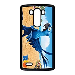 Rio LG G3 Cell Phone Case Black Yavez