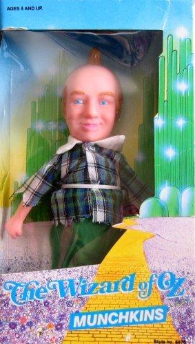 The Wizard of Oz Lollipop Kid Munchkins (1988 Multi -
