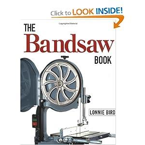The Bandsaw Book Lonnie Bird