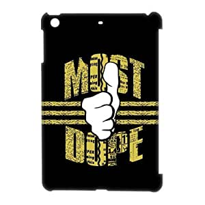 Special Designer Simply Dope Couture Ipad Mini Case, Snap on Protective Dope Ipad Mini Case