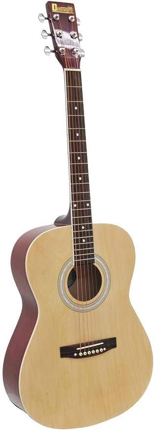 Set 2 x Guitarra Western LUKE con funda para guitarras, color ...