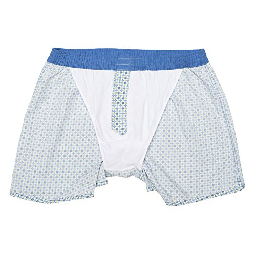 Kloters Herren Boxershort blau hellblau