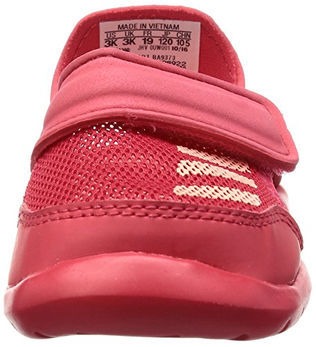 adidas Kinder Sandale FortaSwim I core pink s17/haze coral s17/core pink s17