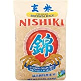Amazon.com : Nishiki Premium Rice, Medium Grain, 15-Pound